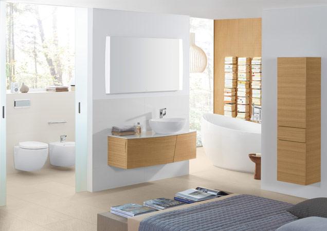 Großes Bad großes bad stilsicher gestalten einrichten villeroy boch