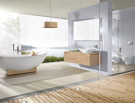 Großes Bad Einrichten badezimmer mit dusche