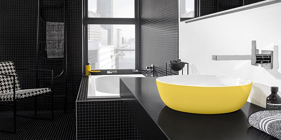Farbgestaltung Im Badezimmer – Individuelles Design - Villeroy & Boch
