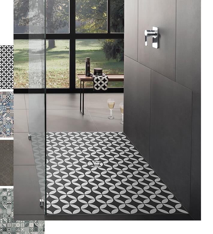 viprint macht ihre dusche zum highlight villeroy boch. Black Bedroom Furniture Sets. Home Design Ideas