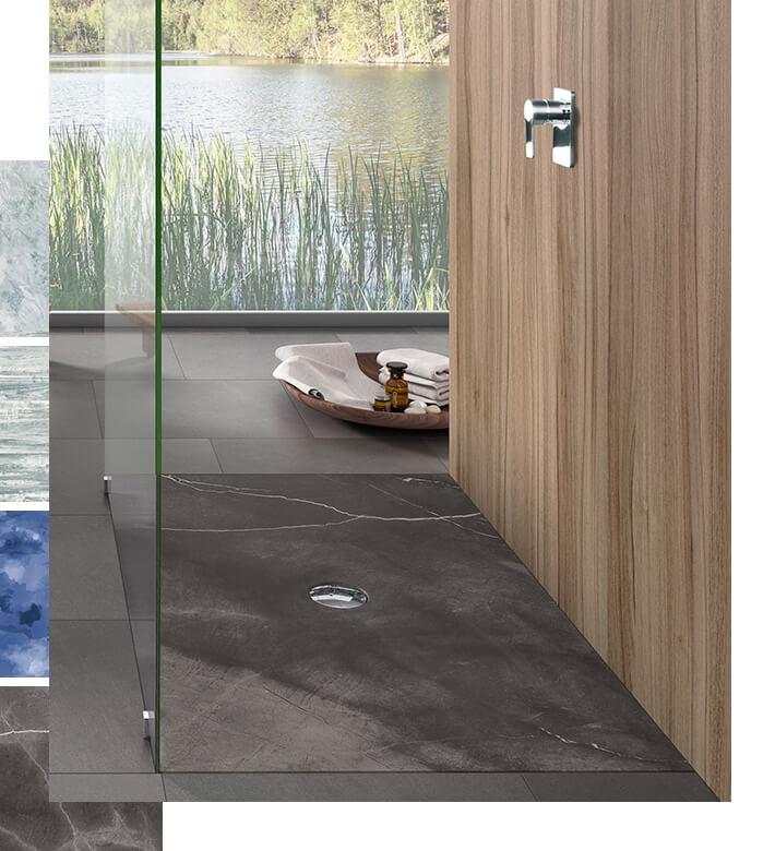 ViPrint macht Ihre Dusche zum Highlight | Villeroy & Boch