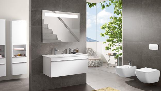 Lichtkonzept Bad licht im badezimmer richtig einsetzen villeroy boch