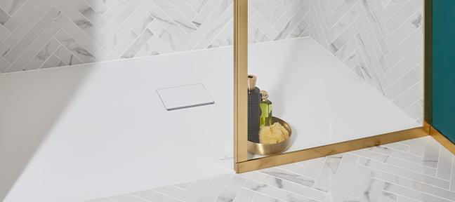 Dusche reinigen: Mit den Tipps von Villeroy & Boch ganz einfach