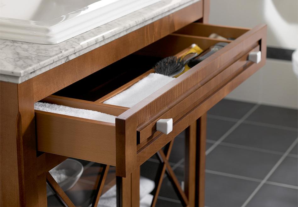 kollektion hommage von villeroy boch zeichen einer gro en zeit. Black Bedroom Furniture Sets. Home Design Ideas