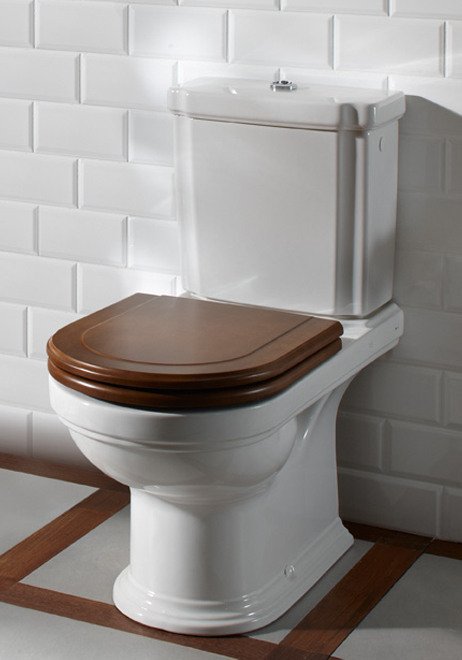 Villeroy & Boch Hommage Wall Hung Toilet : UK Bathrooms
