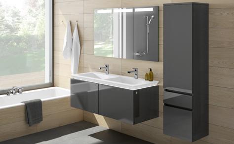 kollektion legato von villeroy boch moderne wohnlichkeit funktional und vielf ltig. Black Bedroom Furniture Sets. Home Design Ideas