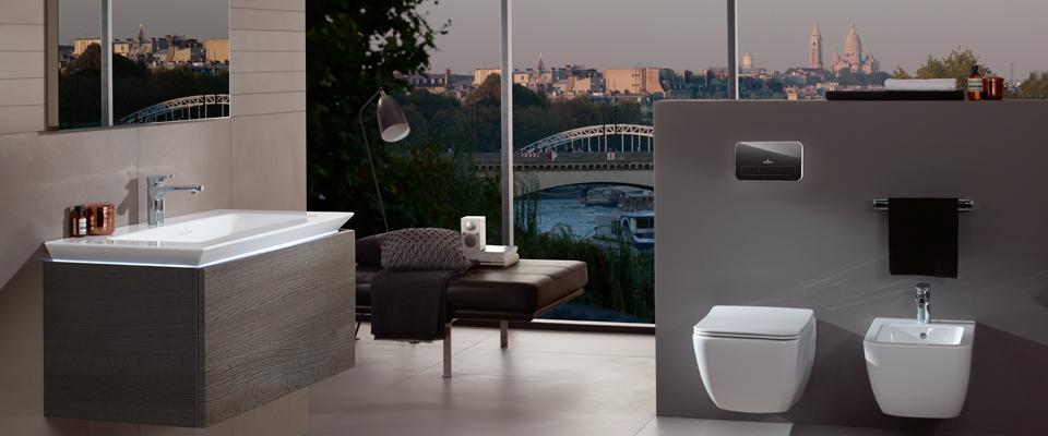 Kollektion legato von villeroy boch moderne - Design badezimmerschrank ...