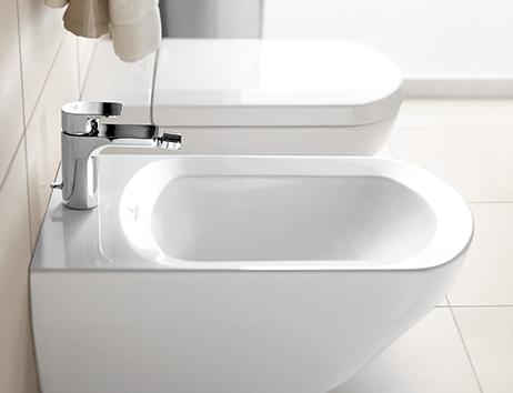 Armaturen für\'s Bad von Villeroy & Boch