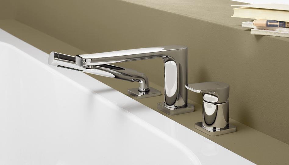 badezimmer einzigartig bad armaturen, badarmaturen - alt - villeroy & boch, Design ideen