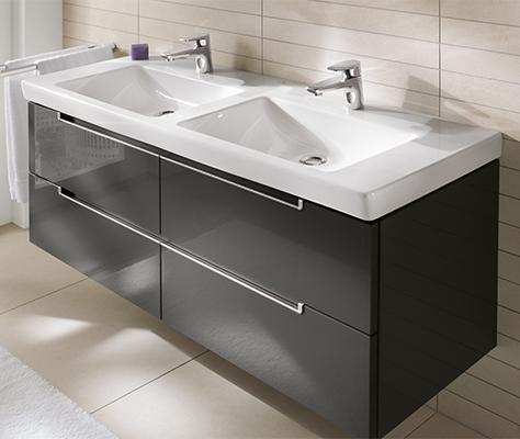 Waschbeckenunterschranke Entdecken Villeroy Boch De