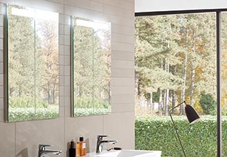 badm bel von villeroy boch f r jedes lebensgef hl. Black Bedroom Furniture Sets. Home Design Ideas