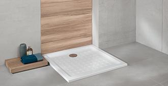 duschwannen aus keramik von villeroy boch. Black Bedroom Furniture Sets. Home Design Ideas
