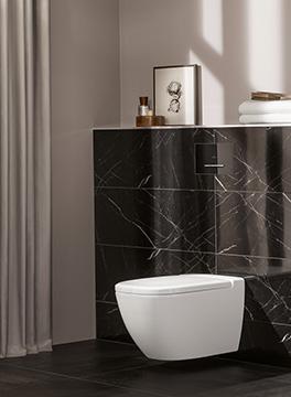 Hervorragend Toiletten: Markenqualität von Villeroy & Boch JB55