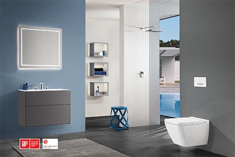 Toiletten: Markenqualität von Villeroy & Boch