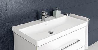 Doppelwaschbecken modern  Waschtische und Waschbecken - Bad mit Stil - Villeroy & Boch