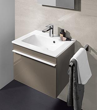 Handwaschbecken In Perfekter Harmonie Villeroy Bochde
