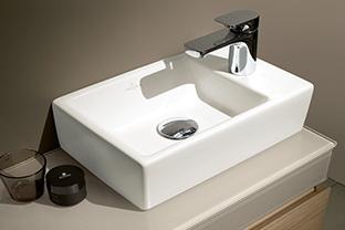 Handwaschbecken in perfekter Harmonie » villeroy-boch.de