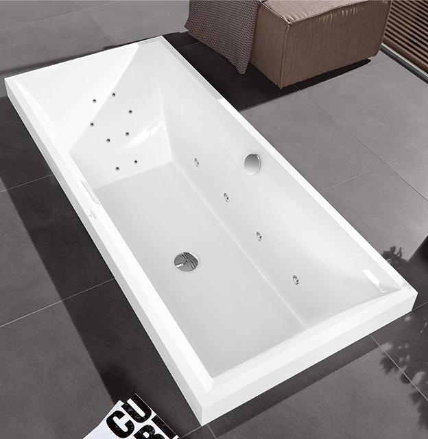 Badewanne Villeroy Und Boch Oberon : Whirlpoolsysteme für Badewannen von Villeroy & Boch