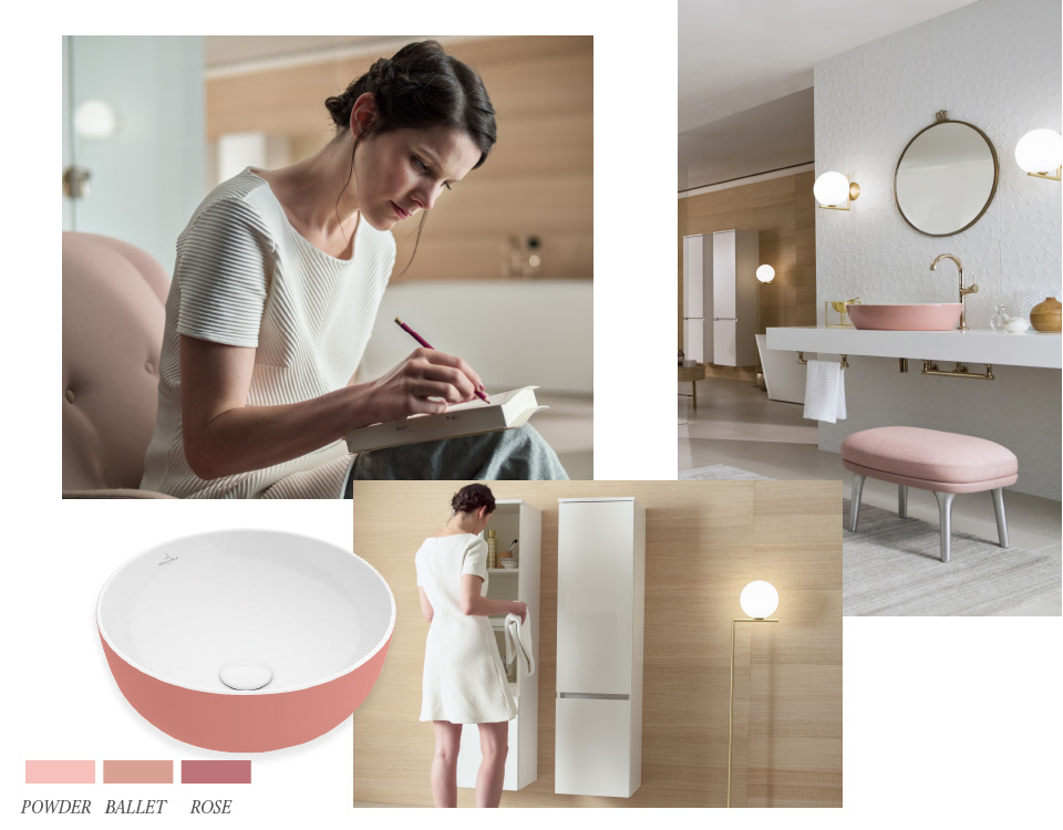 bathroom poetry gesa hansen meets villeroy boch. Black Bedroom Furniture Sets. Home Design Ideas