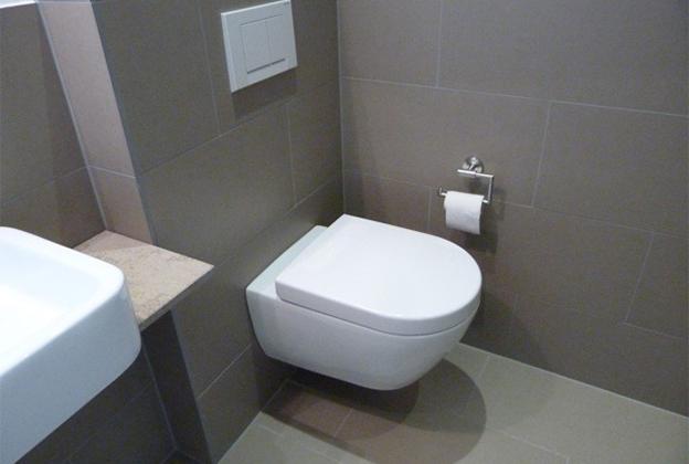 Test otting - Kleur wc ...