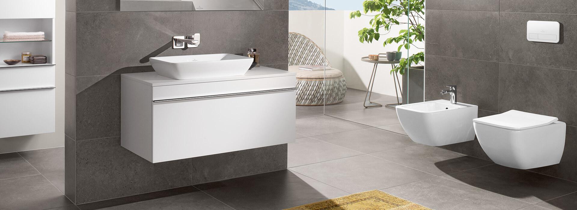 villeroy & boch, Badezimmer