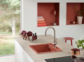 Keramikspülen - Individualität für Ihre Küche - Villeroy & Boch