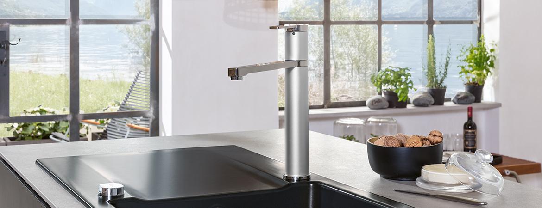 Küchenarmaturen - Innovationen für Ihre Küche - Villeroy & Boch