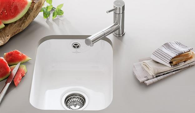 Waschbecken küche weiß  Farben & Dekore von Villeroy & Boch – Emotionen erleben.