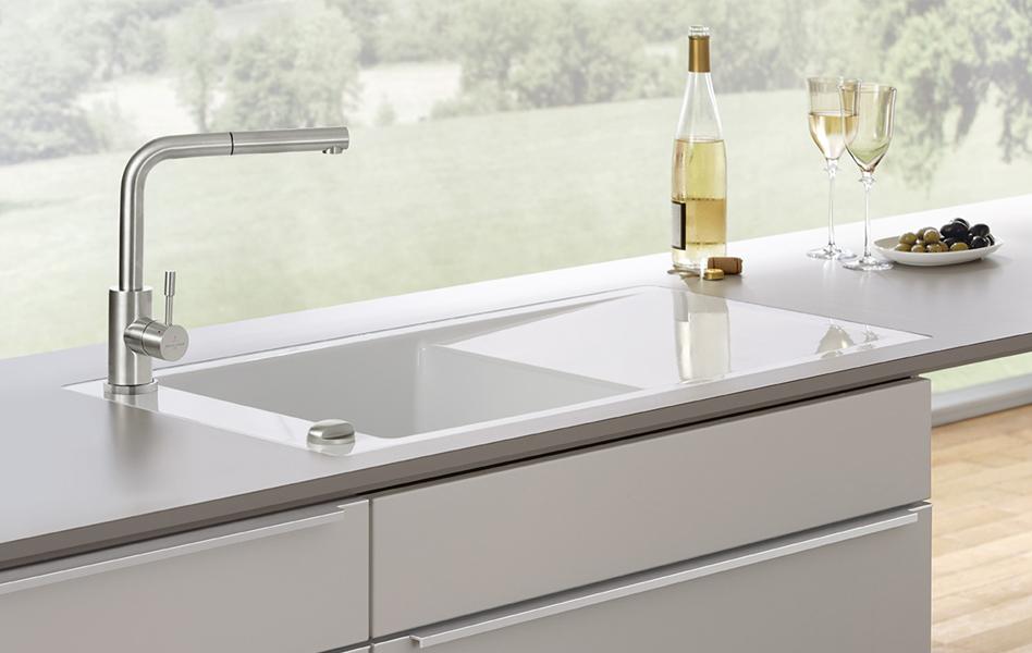 Die Küchenspüle - das Herz jeder Küche | {Spülbecken küche granit 34}