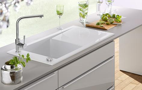 Küchen gestalten mit Villeroy & Boch