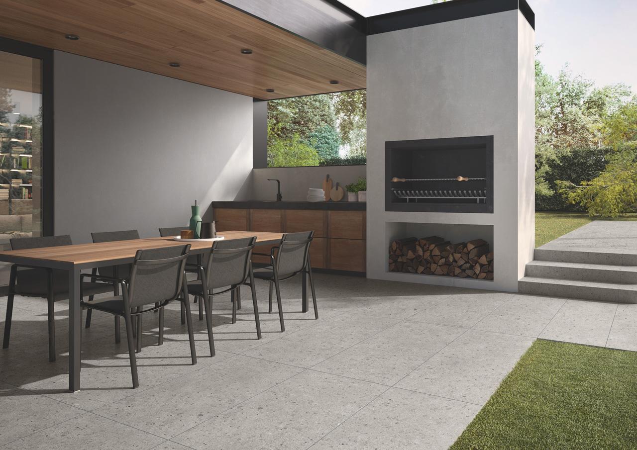 Outdoor Fliesen Wohlf 252 Hlatmosph 228 Re Auf Ihrer Terrasse