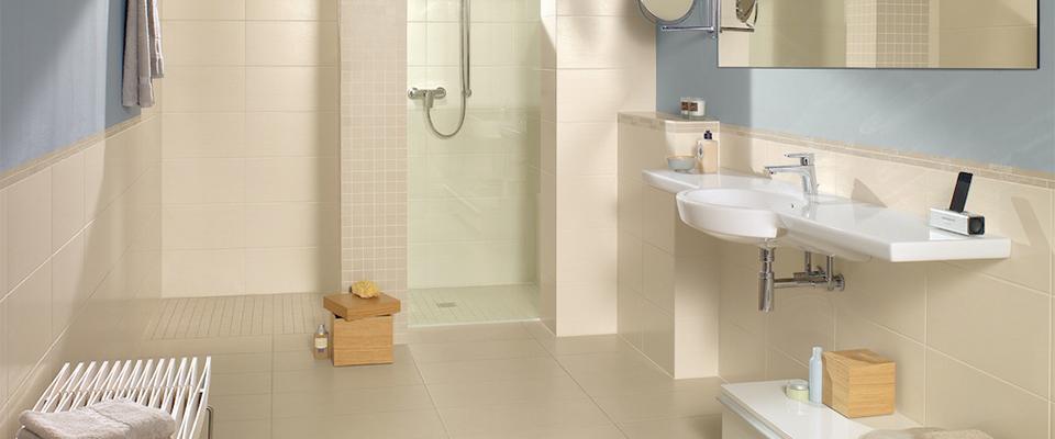 Begehbare Duschlösungen Mit Fliesen