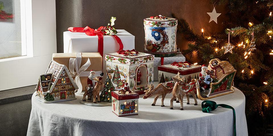 weihnachtsgeschenke von villeroy boch. Black Bedroom Furniture Sets. Home Design Ideas