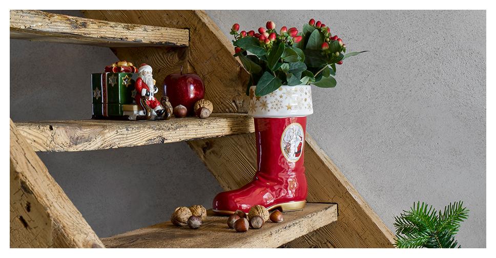 weihnachtsdeko weihnachtsschmuck von villeroy boch. Black Bedroom Furniture Sets. Home Design Ideas