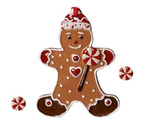Weihnachtsplätzchen Clipart.Weihnachtsplätzchen Aus Der Villeroy Boch Weihnachtsbäckerei
