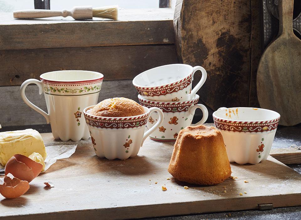 Rezept Tassenkuchen