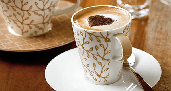 caff club uni floral moderne kaffeekultur villeroy boch. Black Bedroom Furniture Sets. Home Design Ideas