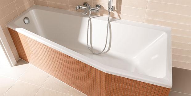 Emaille Badewanne Reinigen : raumspar badewannen von villeroy boch ~ Watch28wear.com Haus und Dekorationen