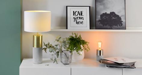leuchten fabulous trio leuchten lige stehleuchte grau with leuchten free with leuchten. Black Bedroom Furniture Sets. Home Design Ideas