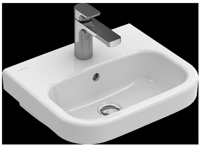 architectura handwaschbecken eckig 437345 villeroy boch. Black Bedroom Furniture Sets. Home Design Ideas