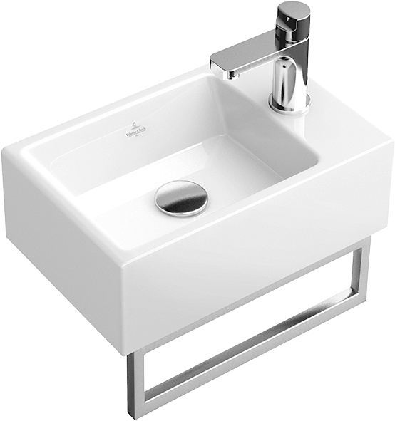 memento handwaschbecken eckig 533341 villeroy boch. Black Bedroom Furniture Sets. Home Design Ideas