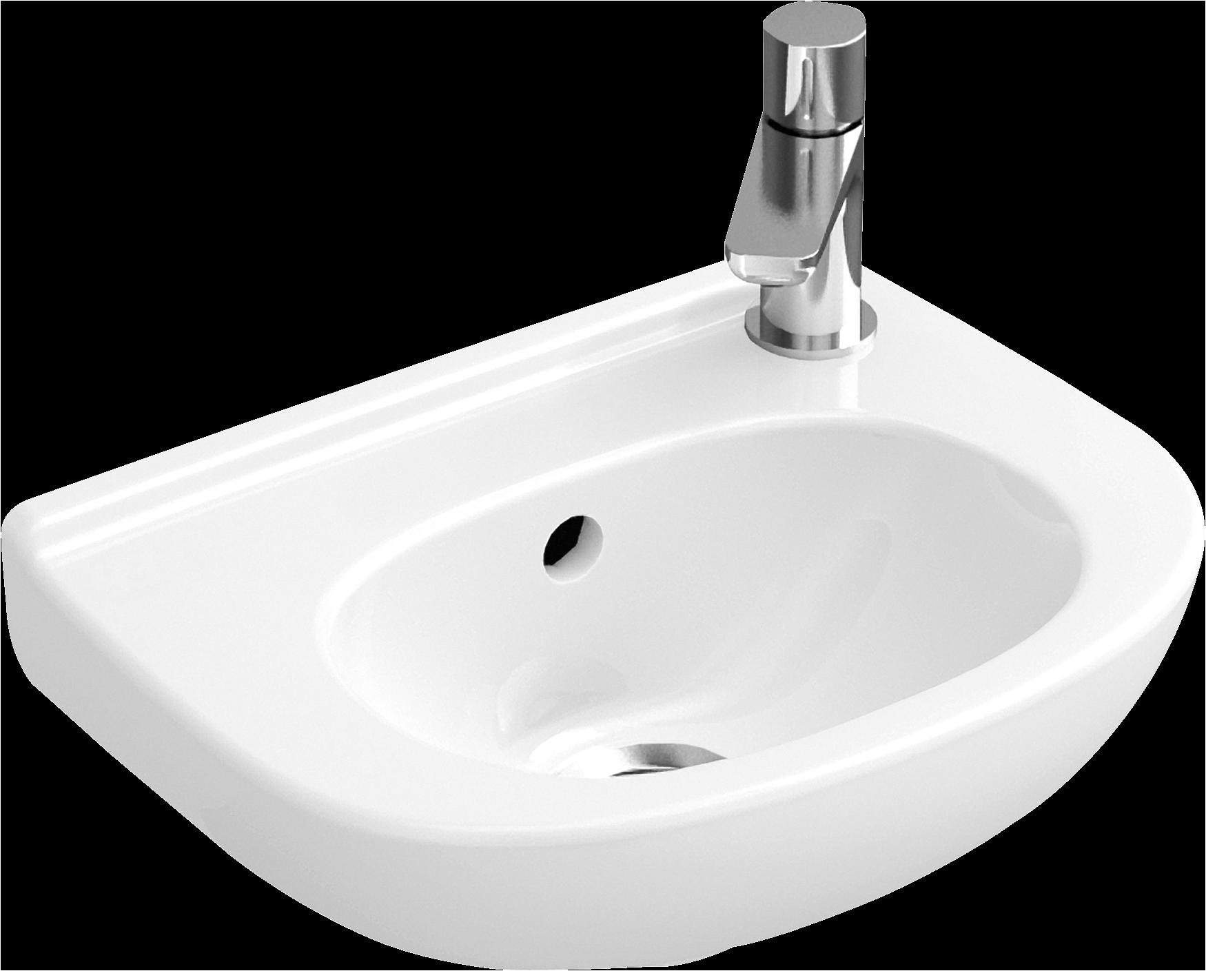 handwaschbecken compact oval 536038 villeroy boch. Black Bedroom Furniture Sets. Home Design Ideas