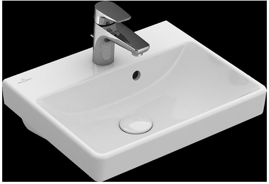 avento handwaschbecken eckig 735846 villeroy boch. Black Bedroom Furniture Sets. Home Design Ideas