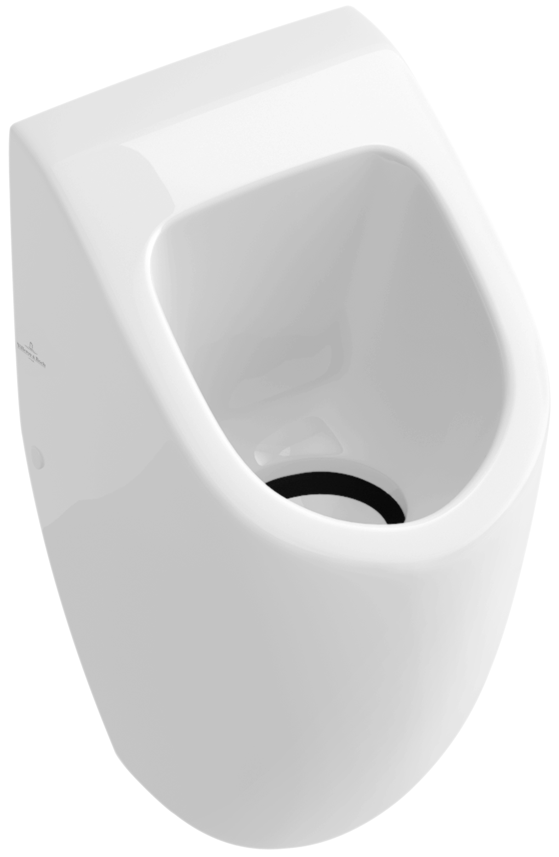 subway aquazero urinal 751700 villeroy boch. Black Bedroom Furniture Sets. Home Design Ideas