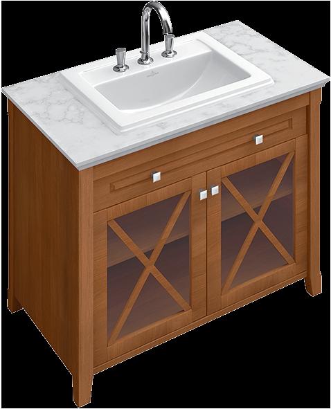 hommage waschtischunterschrank 897910 villeroy boch. Black Bedroom Furniture Sets. Home Design Ideas