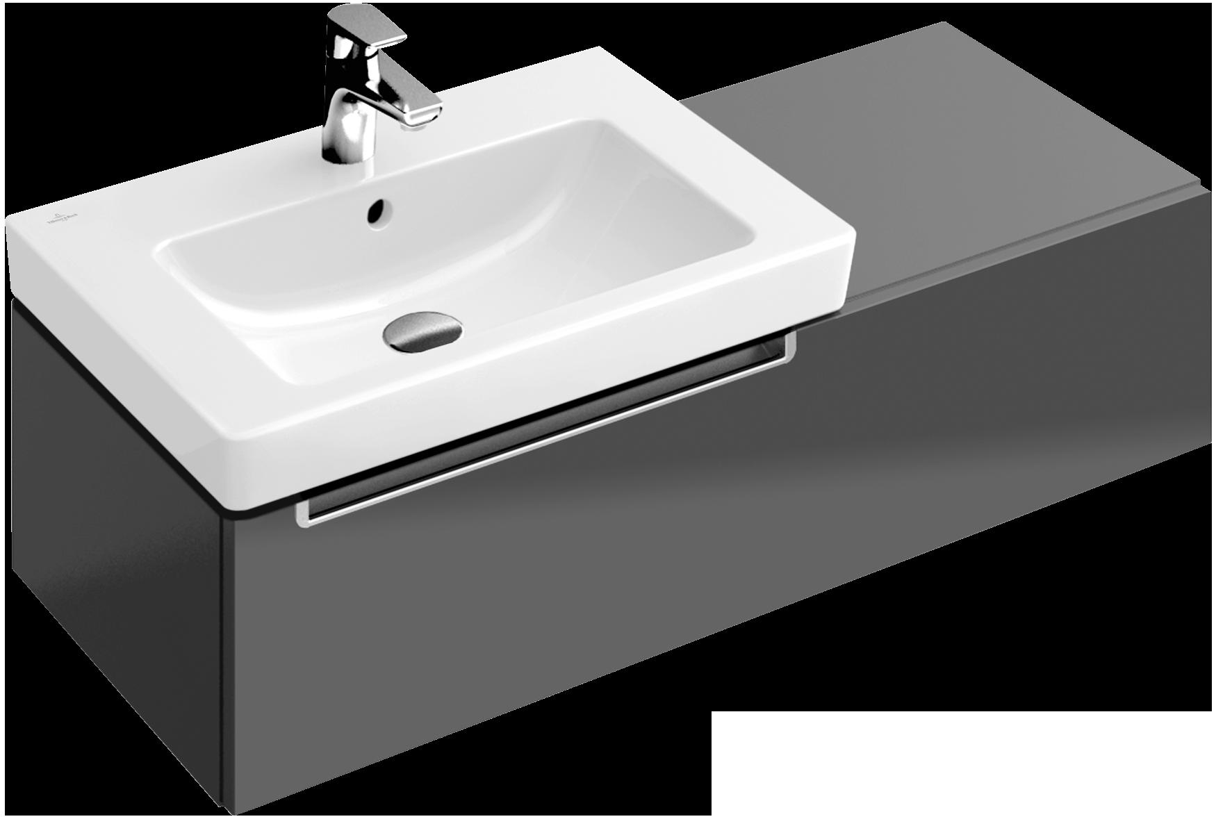 subway 2.0 waschtischunterschrank a7000r - villeroy & boch, Badezimmer ideen
