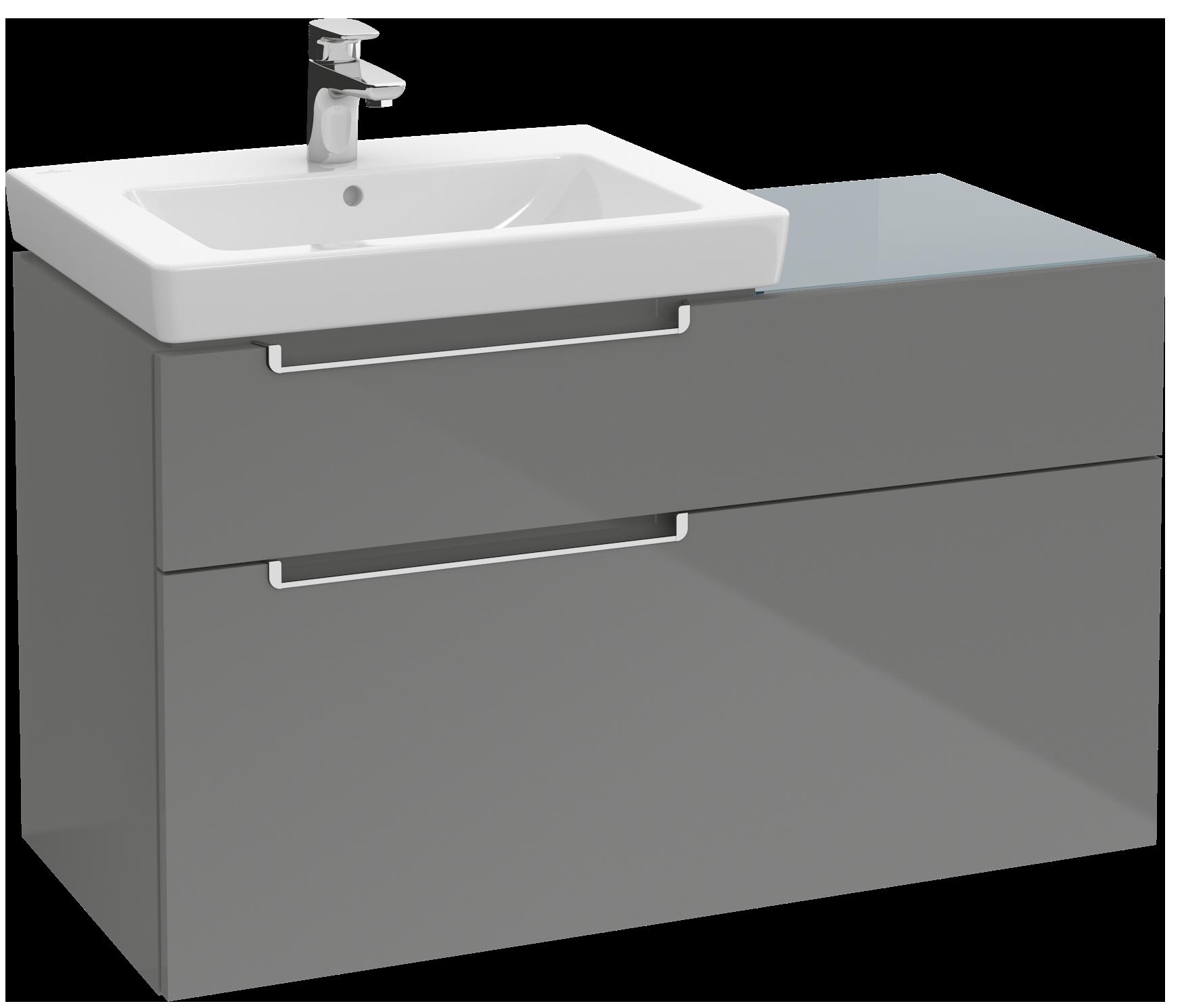 subway 2.0 waschtischunterschrank a9190r - villeroy & boch, Badezimmer ideen