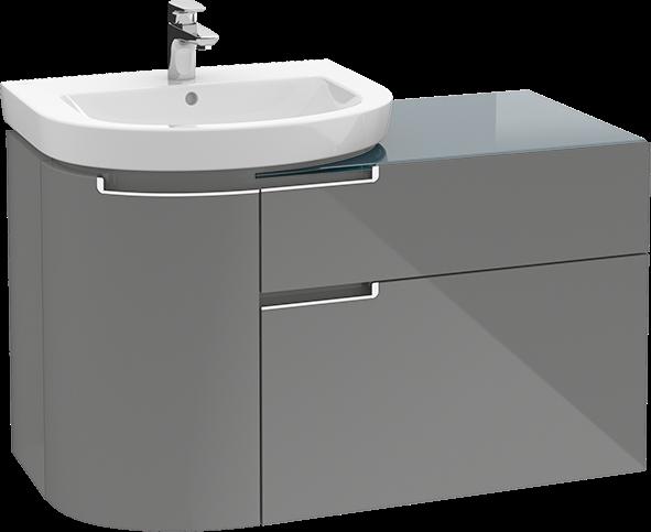 Subway 2 0 Waschtischunterschrank A9200r Villeroy Amp Boch