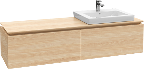 Legato waschtischunterschrank b11960 villeroy boch for Meuble de salle de bain villeroy et boch