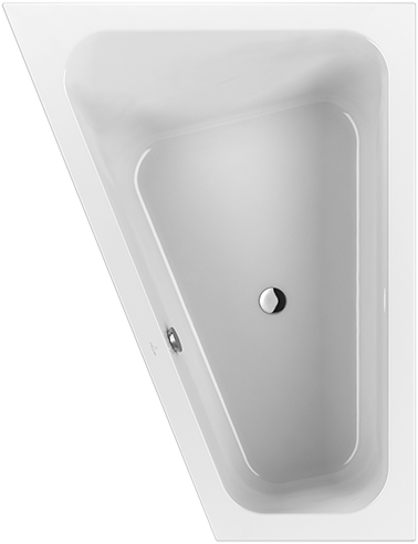 loop friends badewanne spezielle form uba175lfs9liv. Black Bedroom Furniture Sets. Home Design Ideas